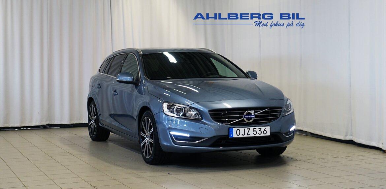 Volvo V60 Summum, Classic Blå