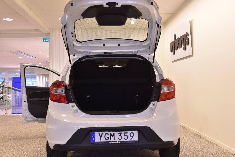Nybergs Bil Jönköping Ford Ka 1.2 85hk Trend 2017