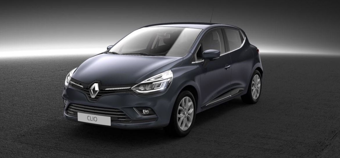 Renault Clio Energy TCe 90 Intens Grå