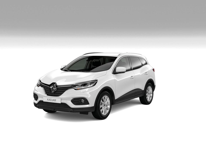 Renault Kadjar  Vit