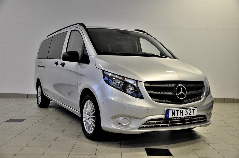 NTM32T | Mercedes Benz Vito 116 CDI | 116d XL 9 sits Euro6