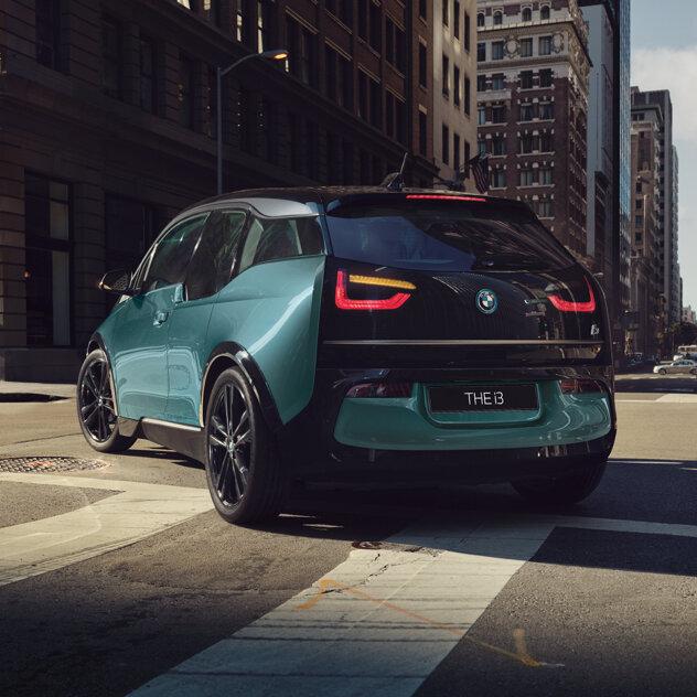BMW i3s – pris fr. 2 795 kr/mån inkl miljöbonus*