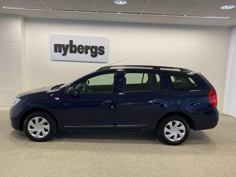 Nybergs Bil Dacia Logan  Jönköping