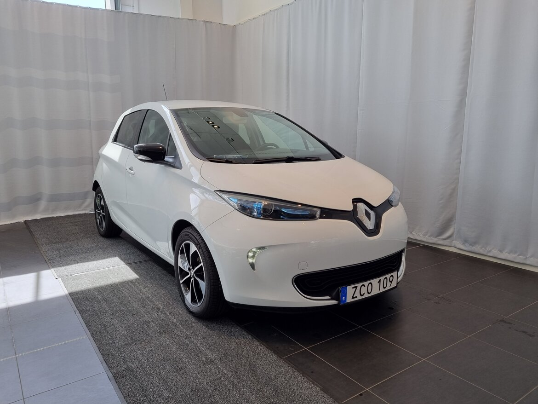 Renault ZOE R90  Vit