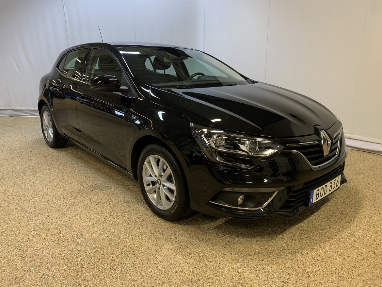 Renault Mégane  Svart