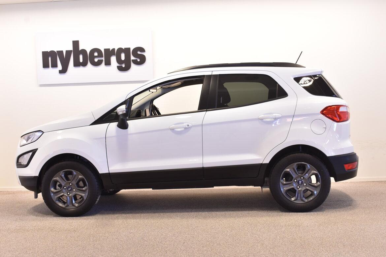 Nybergs Bil Jönköping (Jönköping, Sweden) Ford EcoSport 1.0 125 Trend+ 2018