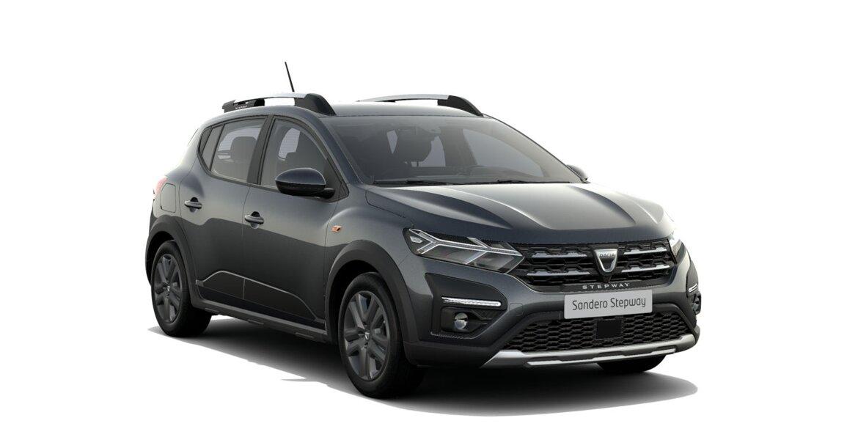 Dacia Sandero Stepway  Grå