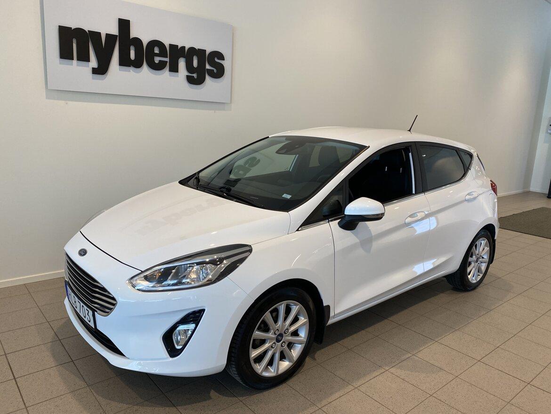 Nybergs Bil Nässjö Ford Fiesta titanium 2018