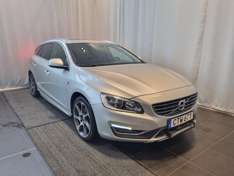 Volvo V60 Momentum, Ocean Race Silver