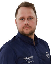 OLIWER HANSEN - Personlig Servicetekniker