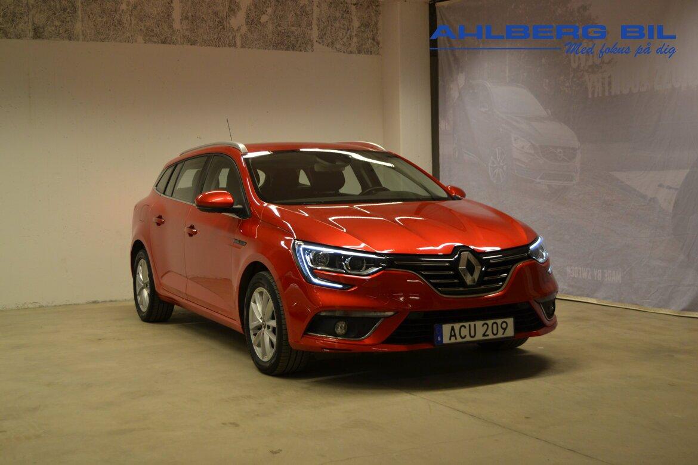 Renault Mégane  Röd