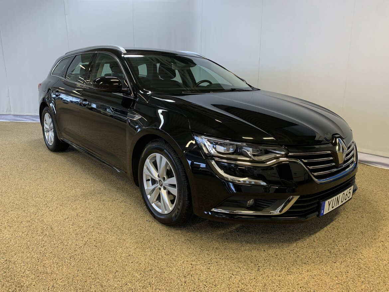 Renault Talisman Grandtour  Svart