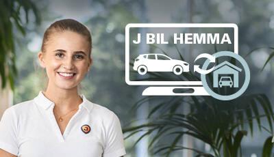 J BIL HEMMA - vi kommer till dig