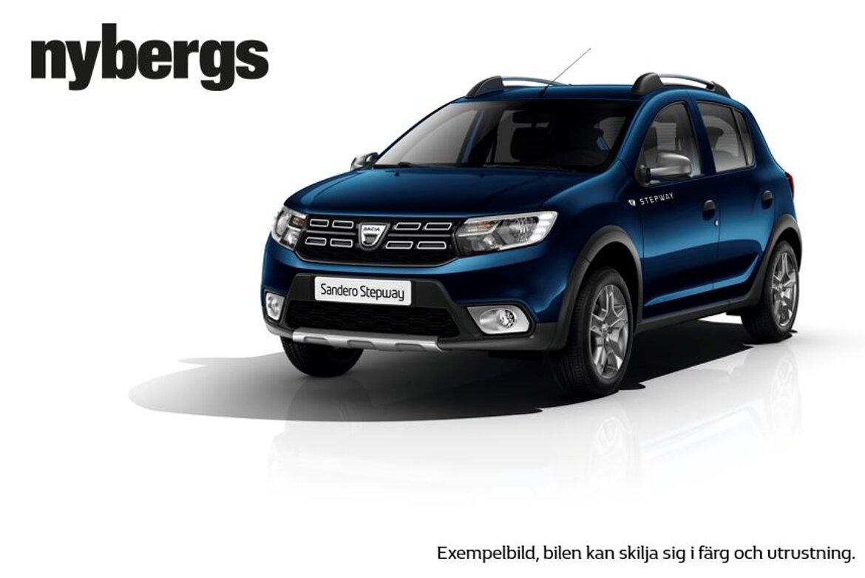 Nybergs Bil Dacia Sandero PhII TCe 100 Stepway  Nässjö