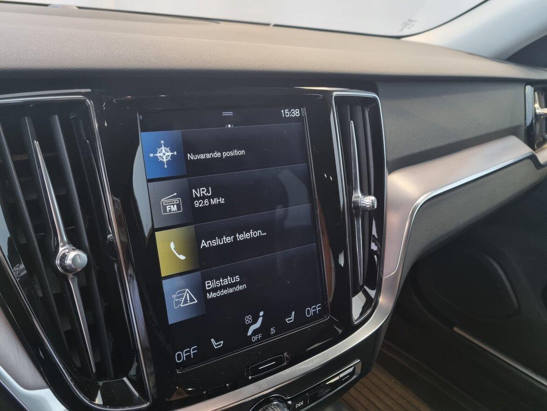 Volvo V60 Momentum, Advanced Edition