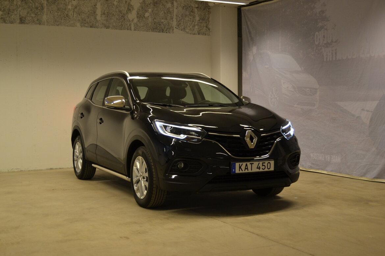 Renault Kadjar  Svart