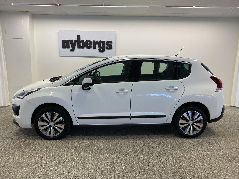 Nybergs Bil Peugeot 3008  Nässjö