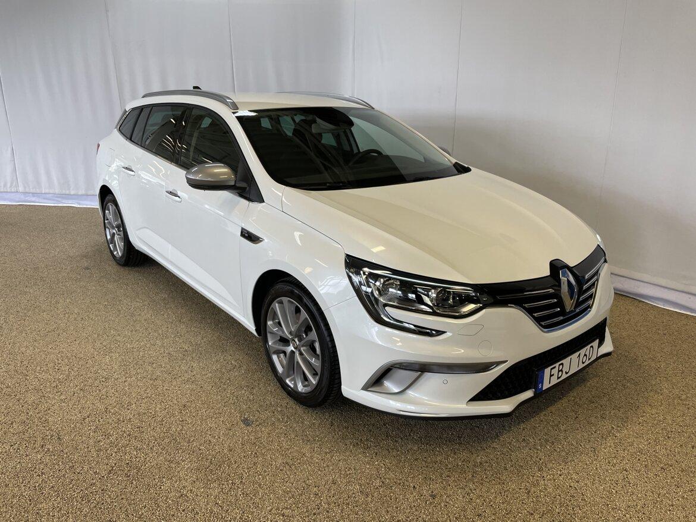 Renault MÉGANE SPORT TOURER  Vit