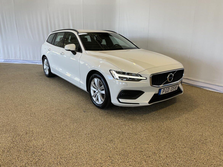 Volvo V60  Vit