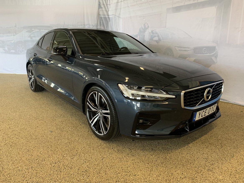 Volvo S60  Blå