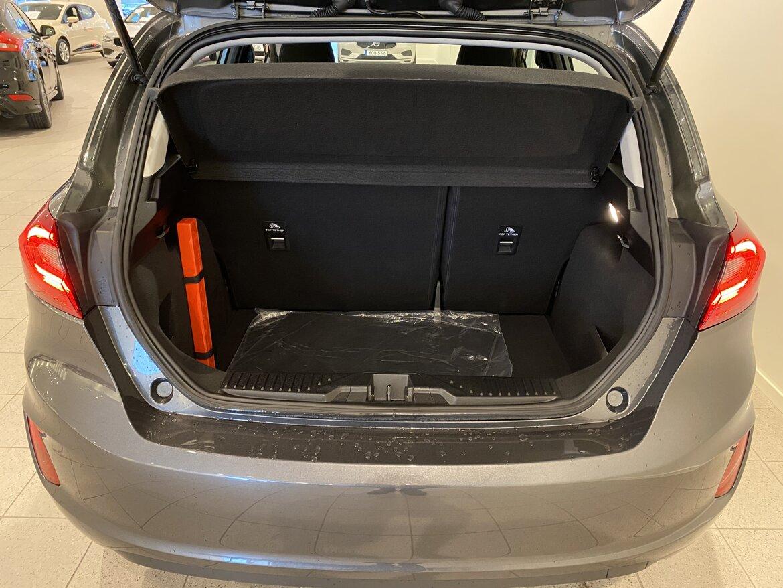 Nybergs Bil Nässjö Ford Fiesta 1.0 100 Titanium 5-d 2018