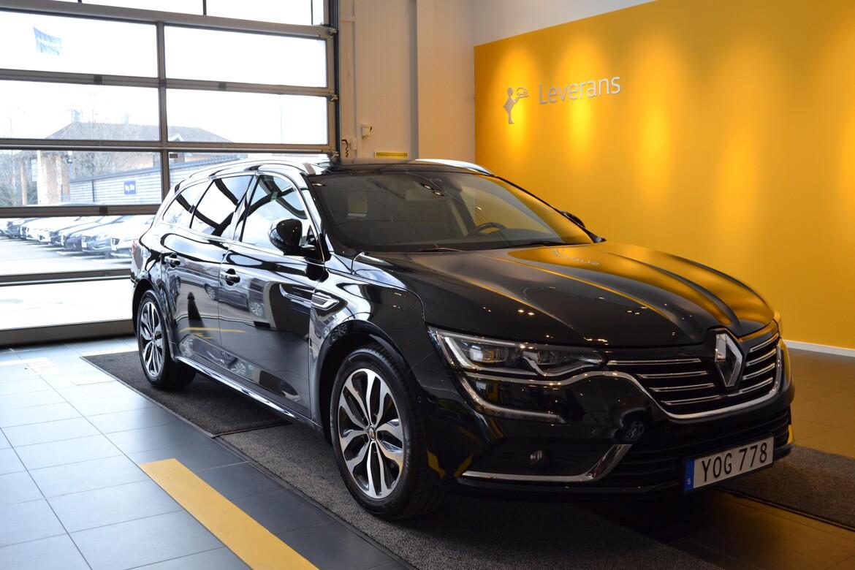 Renault Talisman  Svart