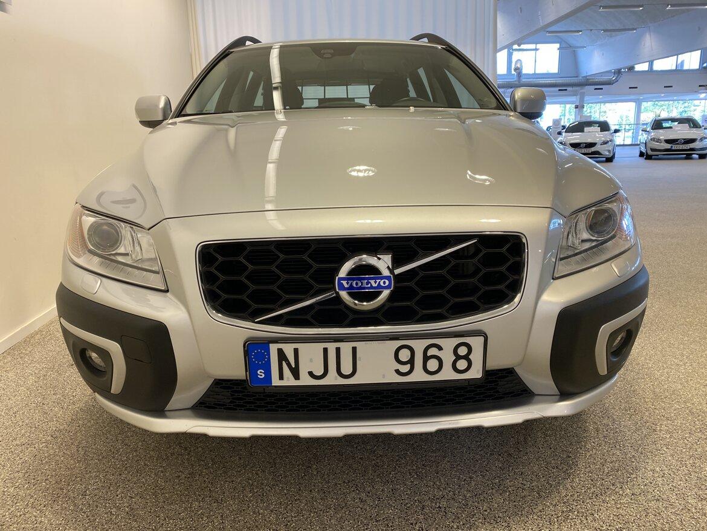 Nybergs Bil Jönköping Volvo XC70 D4 163 Momentum Business Edition 2014