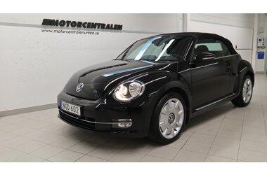 Volkswagen The Beetle Cabriolet