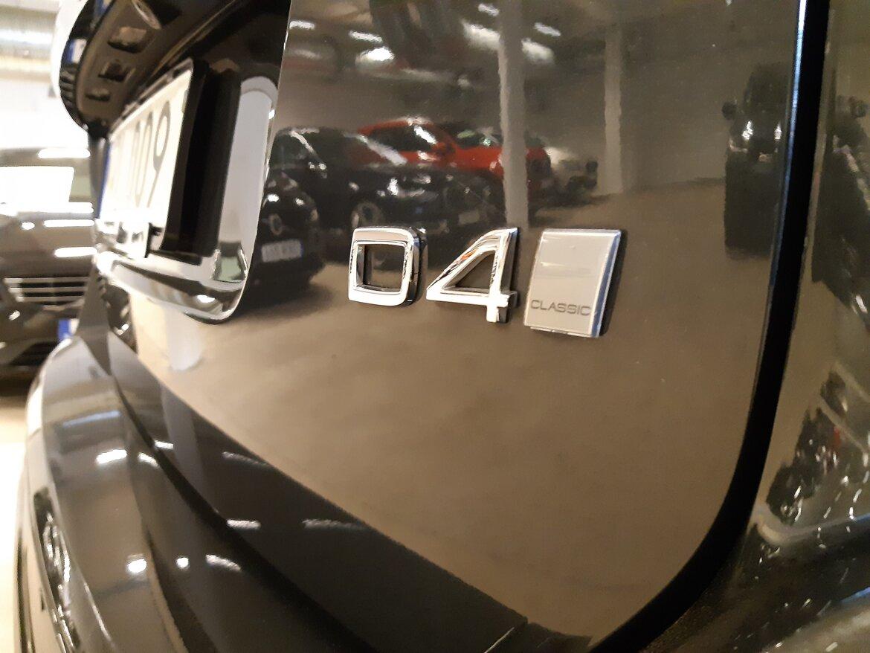 Volvo XC60 Summum, Classic