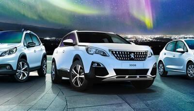 Peugeot NOW Privatleasing