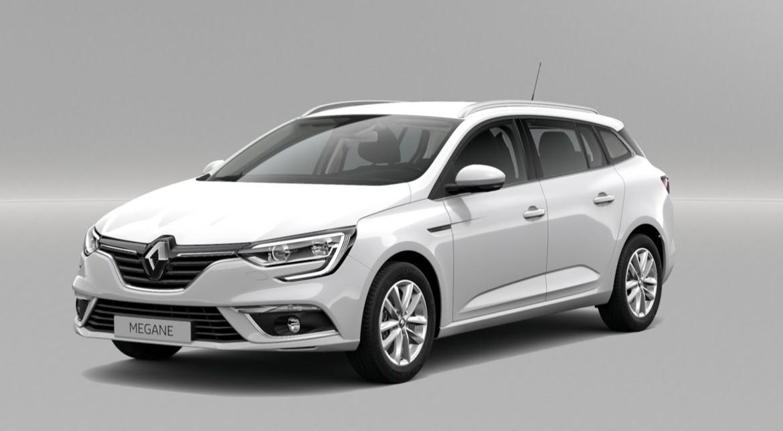 Renault MÉGANE SPORT TOURER TCe 140 GPF EDC7 Zen Vit