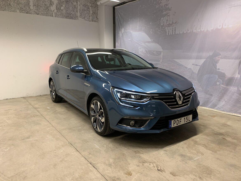 Renault MÉGANE SPORT TOURER  Blå