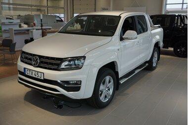 Volkswagen Amarok Dubbelhytt