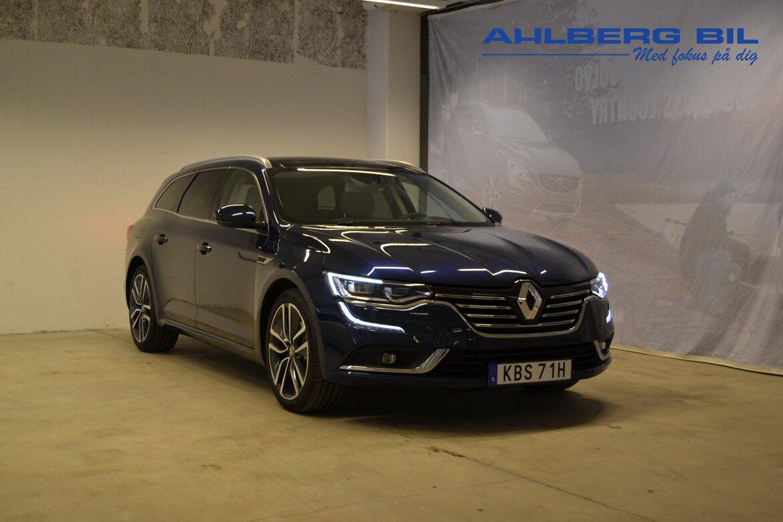 Renault Talisman  Blå