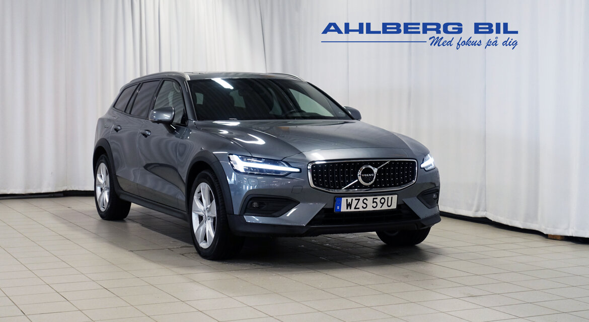 Volvo V60 Cross Country Momentum Grå