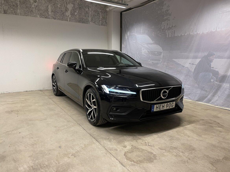 Volvo V60 Momentum, Advanced Edition Svart