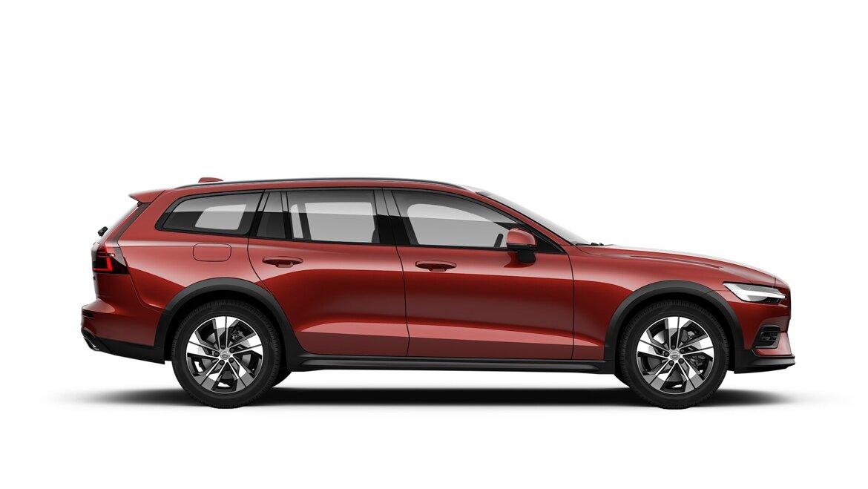 Volvo V60 Cross Country Momentum Röd