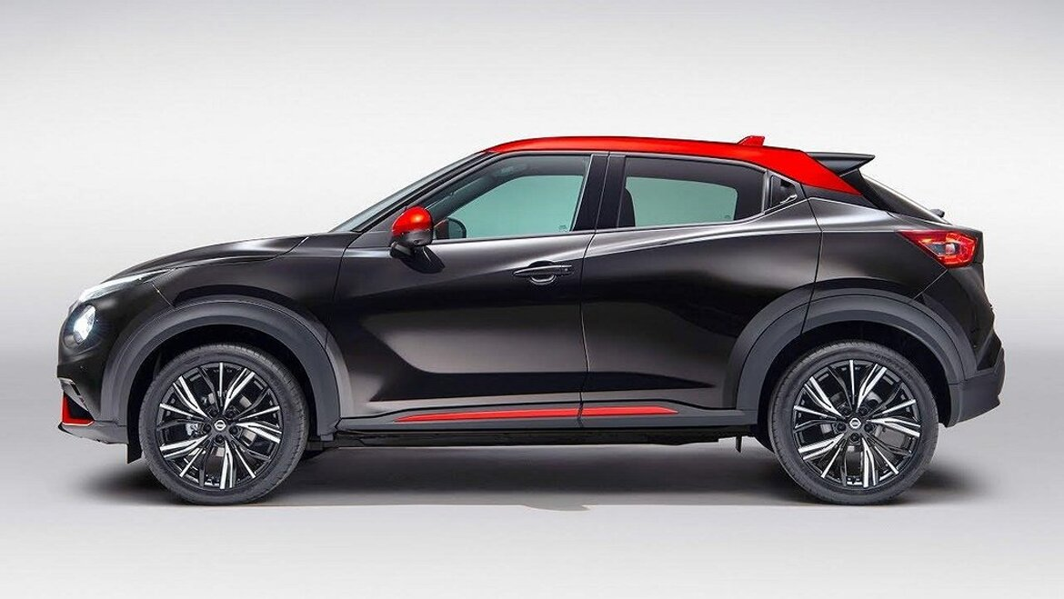 For sale - Nissan Juke 1.0 DIG-T DCT, 117hp, 2021 for sale ...