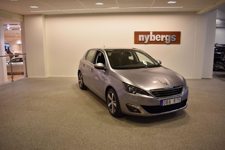 Nybergs Bil Peugeot 308  Jönköping