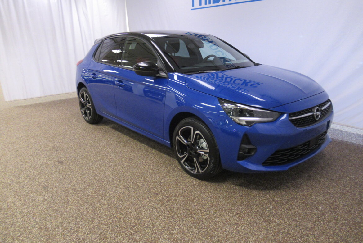 For sale - Opel Corsa 1.2 Turbo Automatic, 130hp, 2021 for ...