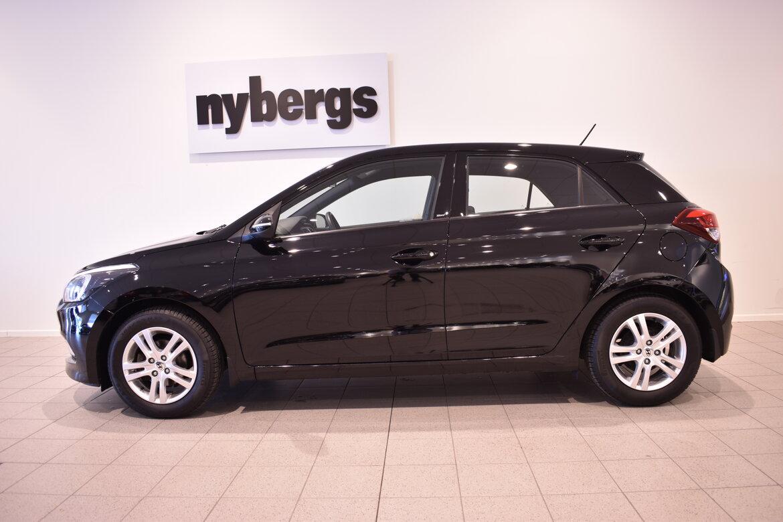 Nybergs Bil Hyundai i20 1,2 75Hk Style  Nässjö