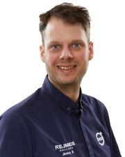 JIMMY BEIJE - Personlig Servicetekniker